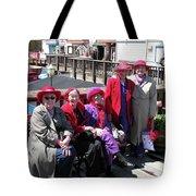 Pier 39 Friends Tote Bag