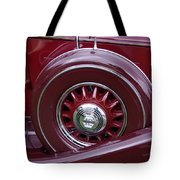 Pierce Arrow Fender Tote Bag