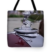 Pierce Arrow Hood Ornament Tote Bag