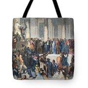Pierce Inauguration Tote Bag by Granger