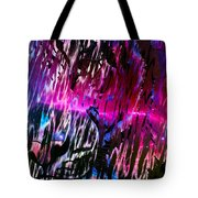 Piercing Aurora Tote Bag