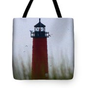 Pierhead Lighthouse Tote Bag