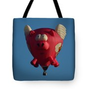 Pigs Do Fly Tote Bag