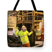 Pike Street Construction Tote Bag
