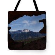 Pikes Peak 2012 Tote Bag