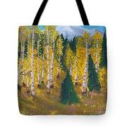 Pikes Peak Tote Bag