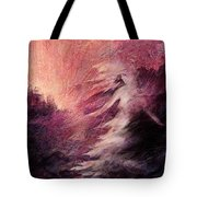 Pillar Of Salt Tote Bag