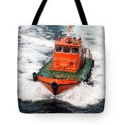 Pilot Boat - Dardanelles-canakkale Tote Bag