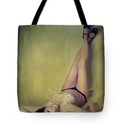 Pin Me Up Tote Bag by Laurie Search