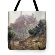 Pina Cintra Summer Home Of The King Of Portugal Tote Bag