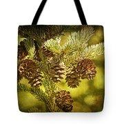Pine Cones No.056 Tote Bag