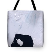 Pine Island Glacier Tote Bag