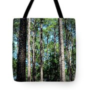 Pine Patch Tote Bag