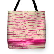 Pine Pits And Stem Tote Bag