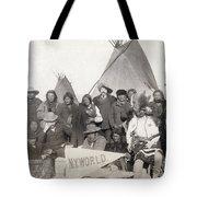 Pine Ridge Reservation Tote Bag