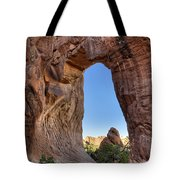 Pine Tree Arch - D004090 Tote Bag