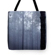 Pine Trees In Cloud In The Forest Corona Tote Bag