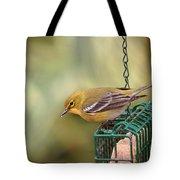 Pine Warbler 3 Tote Bag