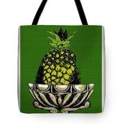 Pineapple Study  Tote Bag