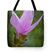 Pink Blossom Tote Bag by Susan Candelario