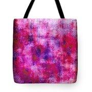 Pink Blueberries Tote Bag