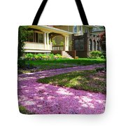 Pink Carpet Tote Bag