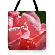Pink Diamond Dust Tote Bag