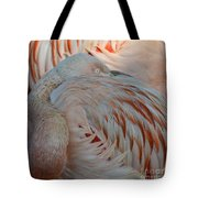 Pink Flamingo 7 Tote Bag