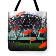 Pink Floyd Park Tote Bag