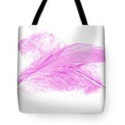 Pink Ghost Tote Bag
