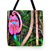 Pink Kitty Tote Bag