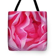 Pink March Rose 2012 Limited Edition Tote Bag