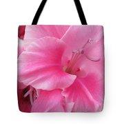 Pink Perfusion Tote Bag
