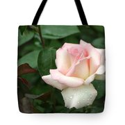 Pink Promise Tote Bag