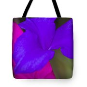 Pink Quill Tote Bag