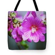 Pink Something-or-rather Tote Bag