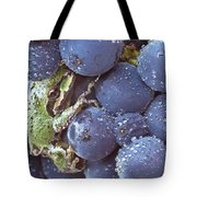Pinot Hitchhiker Tote Bag by Jean Noren