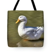 Pintail Tote Bag