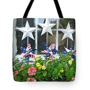 Pinwheels In The Flower Box  Tote Bag