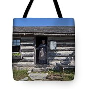 Pioneer Greeting Tote Bag