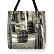 Pioneer Lady Tote Bag