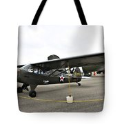 Piper L4 Grasshopper Usa Tote Bag