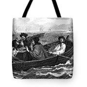 Pirates, 18th Century Tote Bag