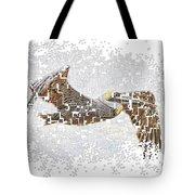 Pixel Pelicano Tote Bag