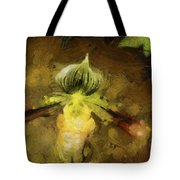 Pixie Orchid Tote Bag