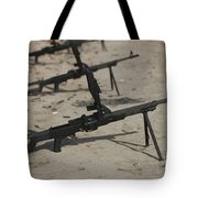 Pk General-purpose Machine Guns Stand Tote Bag