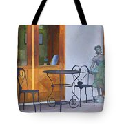 Place For Contemplation Tote Bag