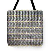 Placemat Tote Bag
