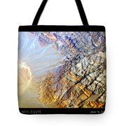 Planet Art Eight Poster Tote Bag