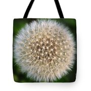 Planet Dandelion Tote Bag